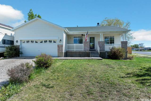 808 E 540 N, Tooele, UT 84074 (MLS #1742085) :: Summit Sotheby's International Realty
