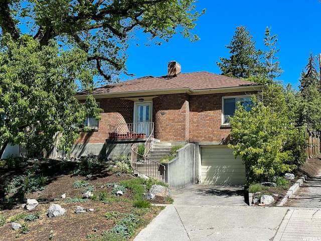 765 E 9TH AVENUE Ave, Salt Lake City, UT 84103 (#1742091) :: Bustos Real Estate | Keller Williams Utah Realtors