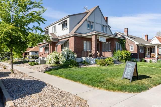 349 E 900 S, Salt Lake City, UT 84111 (MLS #1742097) :: Lawson Real Estate Team - Engel & Völkers