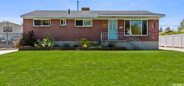 5485 W Maudine Ave, West Valley City, UT 84120 (#1742108) :: Bustos Real Estate | Keller Williams Utah Realtors