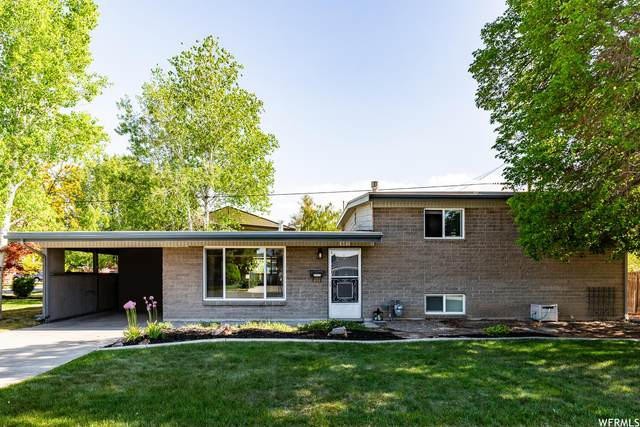 681 W 5465 SOUTH S, Murray, UT 84123 (#1742111) :: Bustos Real Estate | Keller Williams Utah Realtors