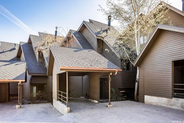 3754 N Navajo Trl #82, Park City, UT 84098 (#1742113) :: Bustos Real Estate | Keller Williams Utah Realtors