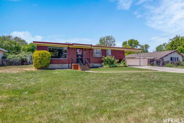 3680 S Lee Maur St W, West Valley City, UT 84119 (#1742115) :: The Perry Group
