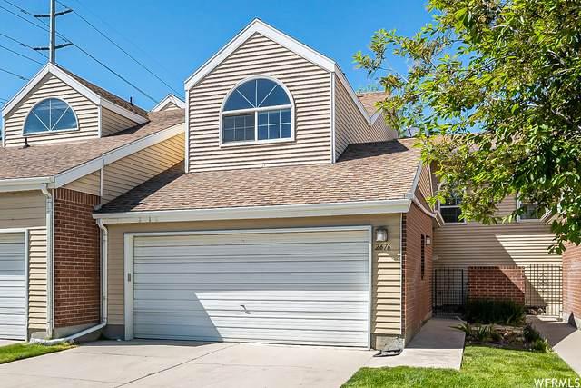 2676 W Scarsdale Ct, Taylorsville, UT 84129 (#1742127) :: Bustos Real Estate | Keller Williams Utah Realtors