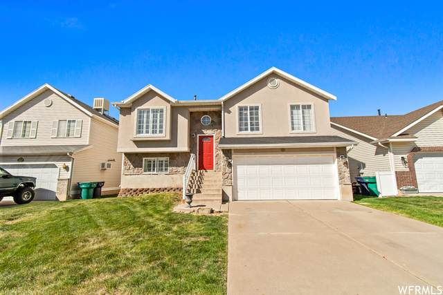 101 S 350 W, Clearfield, UT 84015 (#1742135) :: McKay Realty