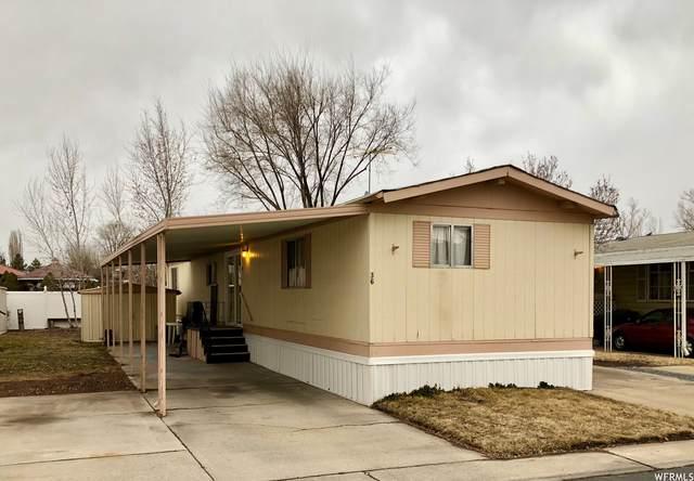 4375 Weber River Dr #36, Riverdale, UT 84405 (MLS #1742138) :: Lawson Real Estate Team - Engel & Völkers