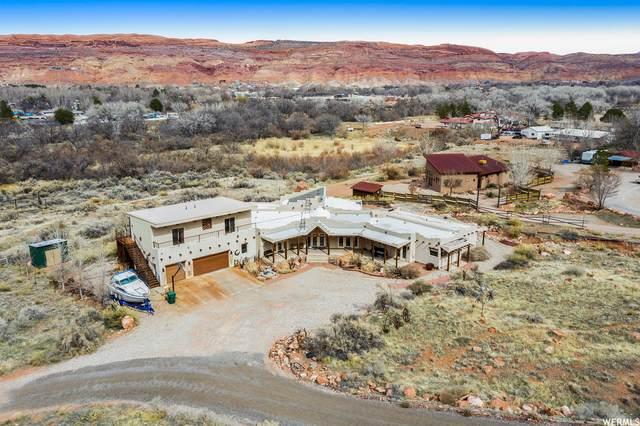 778 N Kane Creek Blvd W, Moab, UT 84532 (#1742140) :: Doxey Real Estate Group
