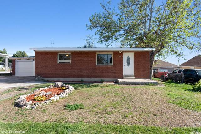 347 W 800 N, Clearfield, UT 84015 (#1742144) :: Doxey Real Estate Group