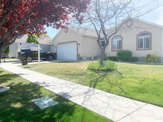 3238 S Hunter View Dr, West Valley City, UT 84128 (MLS #1742158) :: Lawson Real Estate Team - Engel & Völkers