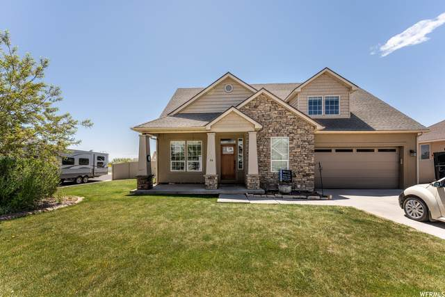 874 W 350 N, Roosevelt, UT 84066 (MLS #1742159) :: Lookout Real Estate Group