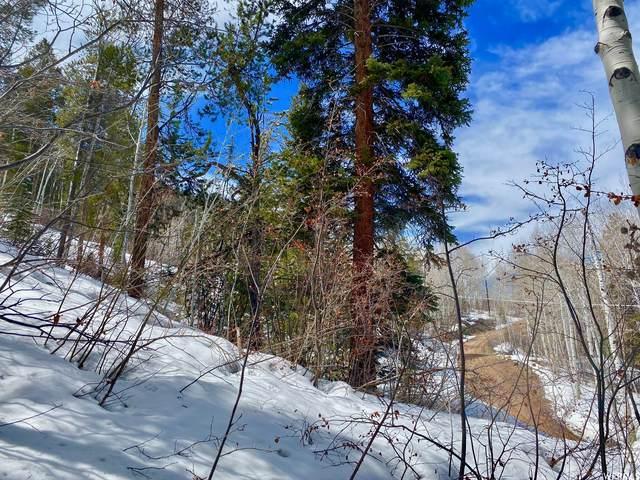 6436 E Rock Slide Cir #36, Kamas, UT 84036 (MLS #1742176) :: High Country Properties