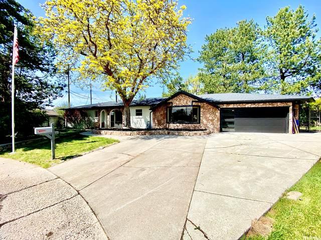 2055 E Burnside Cir, Millcreek, UT 84109 (MLS #1742182) :: Lawson Real Estate Team - Engel & Völkers