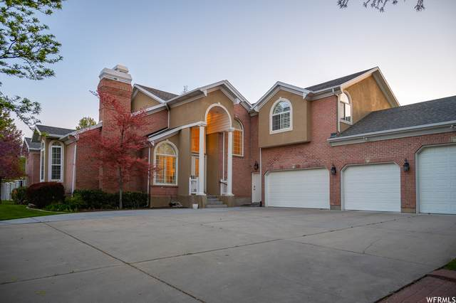 7638 S Hilden Ct E, Cottonwood Heights, UT 84093 (#1742192) :: Black Diamond Realty