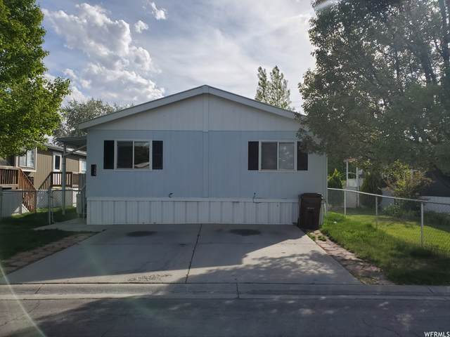 1259 W Rock River Rd S #2, West Valley City, UT 84119 (MLS #1742220) :: Lawson Real Estate Team - Engel & Völkers