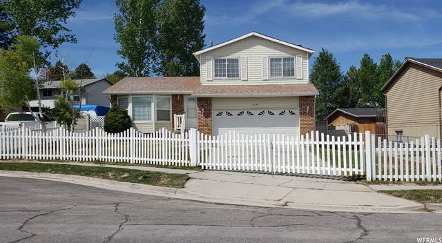5176 W Griffin Ct. Ct S, Salt Lake City, UT 84118 (MLS #1742225) :: Lawson Real Estate Team - Engel & Völkers