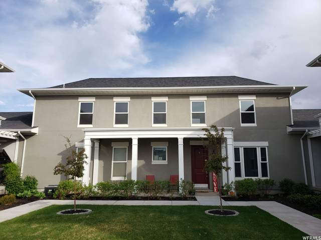 5219 W South Jordan Pkwy, South Jordan, UT 84009 (#1742246) :: Powder Mountain Realty