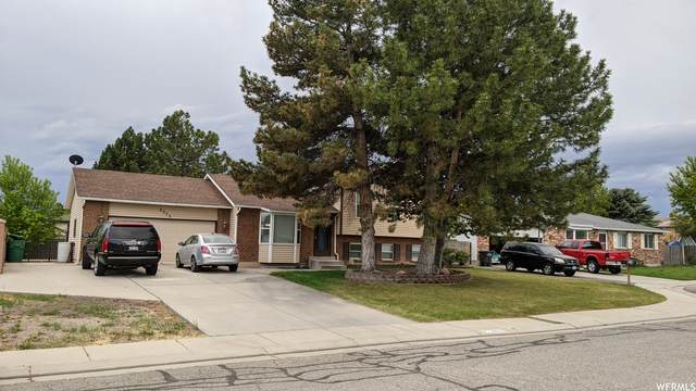 3373 W Wake Cir, West Jordan, UT 84084 (#1742295) :: Bustos Real Estate | Keller Williams Utah Realtors
