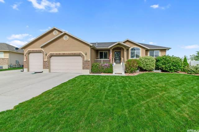 5609 S 4525 W, Hooper, UT 84315 (#1742302) :: Utah Best Real Estate Team | Century 21 Everest