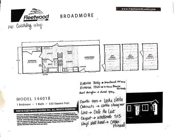 141 Cushing Way, Layton, UT 84041 (#1742311) :: Pearson & Associates Real Estate