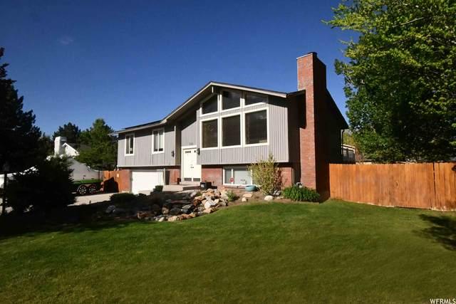 9816 S Wimbleton Dr E, Sandy, UT 84092 (#1742312) :: Bustos Real Estate | Keller Williams Utah Realtors