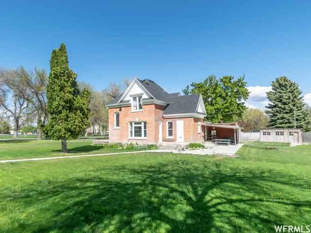 120 S Center St, Wellsville, UT 84339 (#1742314) :: Bustos Real Estate | Keller Williams Utah Realtors
