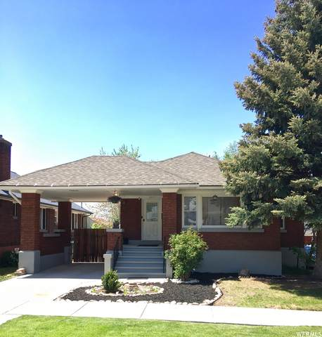 2827 S Van Buren Ave E, Ogden, UT 84403 (#1742317) :: Bustos Real Estate | Keller Williams Utah Realtors