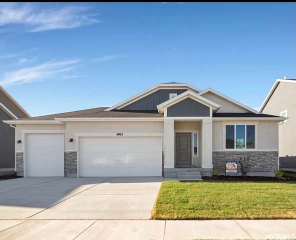 4065 E Hudson Way, Eagle Mountain, UT 84005 (#1742318) :: Utah Best Real Estate Team | Century 21 Everest