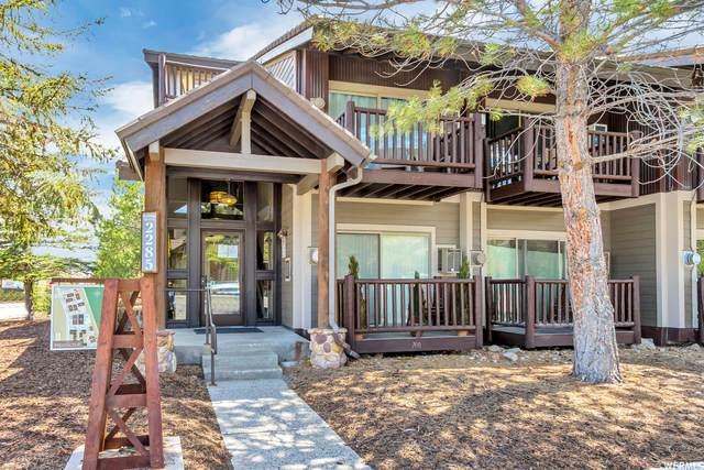 2285 Sidewinder Dr #703, Park City, UT 84060 (#1742323) :: Bustos Real Estate | Keller Williams Utah Realtors