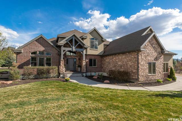4600 Lake Creek Farms Rd, Heber City, UT 84032 (MLS #1742340) :: Summit Sotheby's International Realty