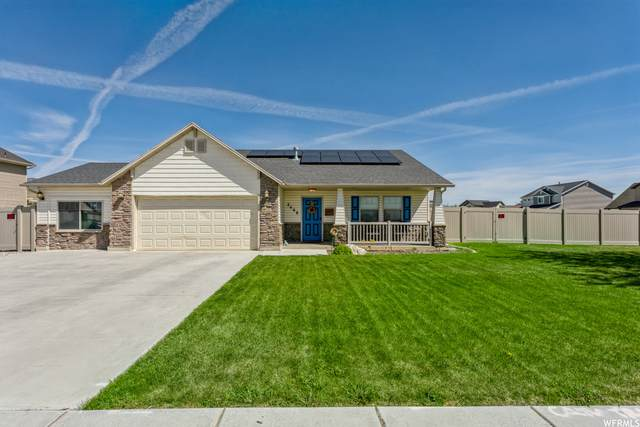 2468 W 600 N, Tremonton, UT 84337 (#1742345) :: Utah Best Real Estate Team | Century 21 Everest