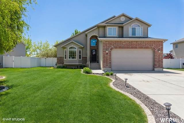 138 E 2225 S, Clearfield, UT 84015 (MLS #1742363) :: Summit Sotheby's International Realty