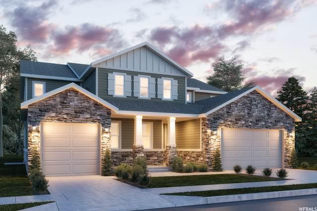 1599 W Brushline Ln S #127, South Jordan, UT 84095 (#1742381) :: Utah Best Real Estate Team | Century 21 Everest