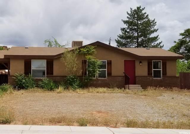 101 Arbor Dr., Moab, UT 84532 (#1742382) :: Bustos Real Estate | Keller Williams Utah Realtors