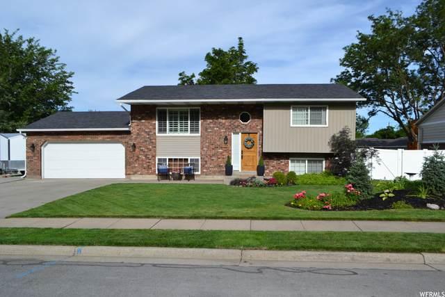 488 S 10 W, Farmington, UT 84025 (#1742404) :: Gurr Real Estate