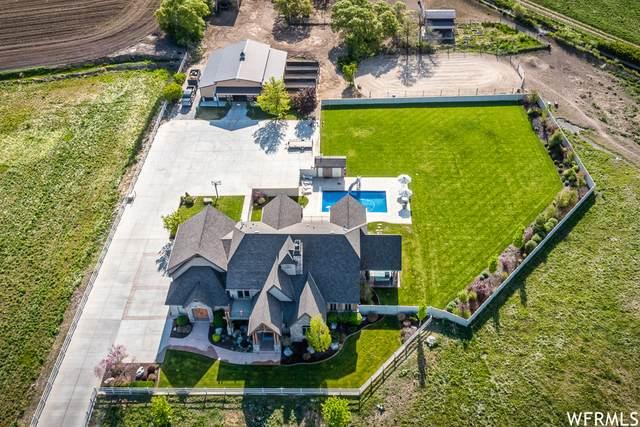 38 N Woodland Hills Dr E, Salem, UT 84653 (#1742443) :: Berkshire Hathaway HomeServices Elite Real Estate