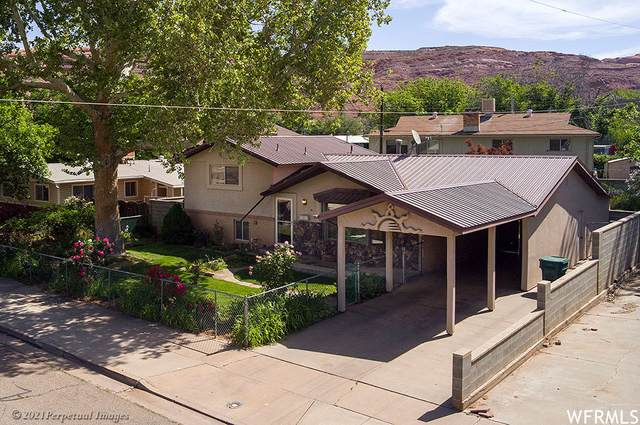 290 Opal Ave, Moab, UT 84532 (#1742451) :: Doxey Real Estate Group