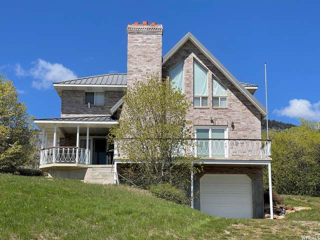 27 Lake West Cir, Fish Haven, ID 83287 (#1742461) :: The Fields Team