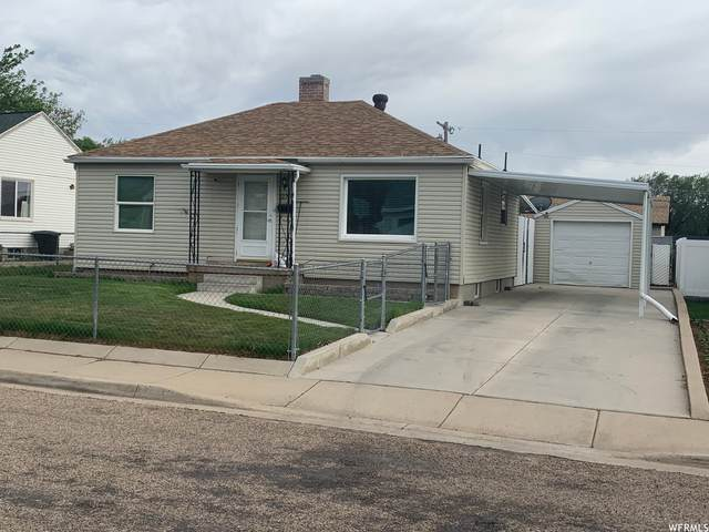 270 N North Lakeview Dr E, Clearfield, UT 84015 (MLS #1742493) :: Summit Sotheby's International Realty