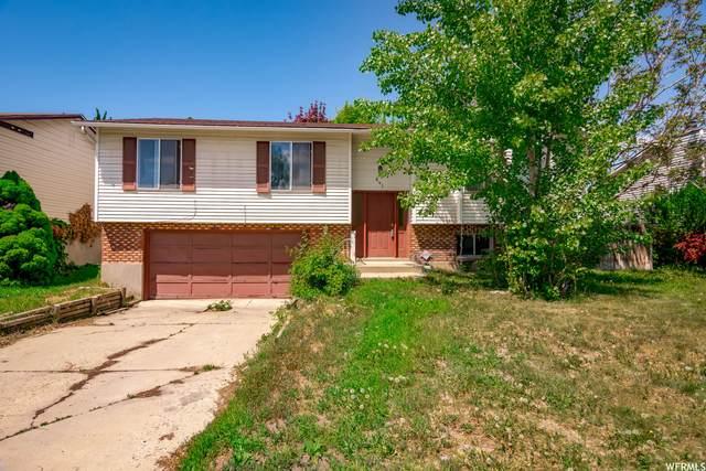 841 N Starcrest Dr, Salt Lake City, UT 84116 (#1742513) :: Gurr Real Estate