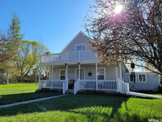153 N 200 W, Ephraim, UT 84627 (#1742521) :: Utah Best Real Estate Team | Century 21 Everest