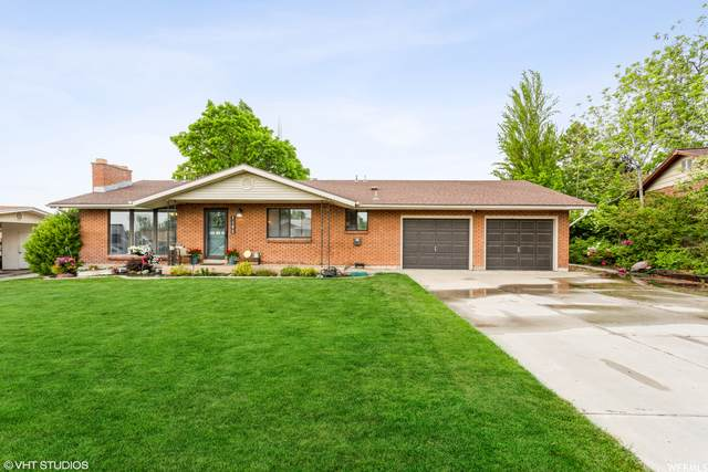 1185 Valhalla Dr, Clearfield, UT 84015 (#1742529) :: Gurr Real Estate