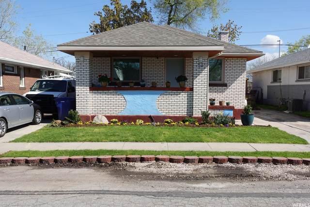 53 E Redondo Ave, Salt Lake City, UT 84115 (#1742533) :: Utah Real Estate