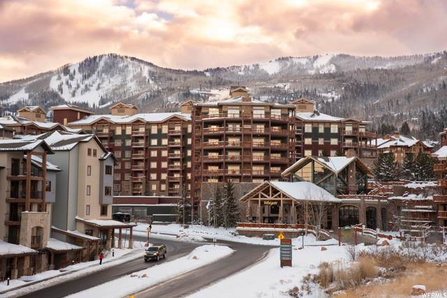 3000 Canyons Resort Dr, Park City, UT 84098 (MLS #1742534) :: High Country Properties