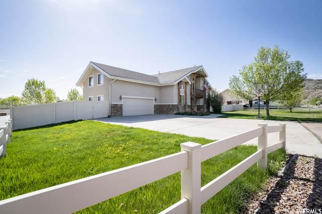 428 N Kentucky Way W, Vernal, UT 84078 (#1742551) :: Utah Best Real Estate Team | Century 21 Everest