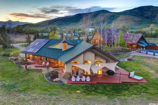 10027 E 325 S, Huntsville, UT 84317 (#1742554) :: Utah Real Estate