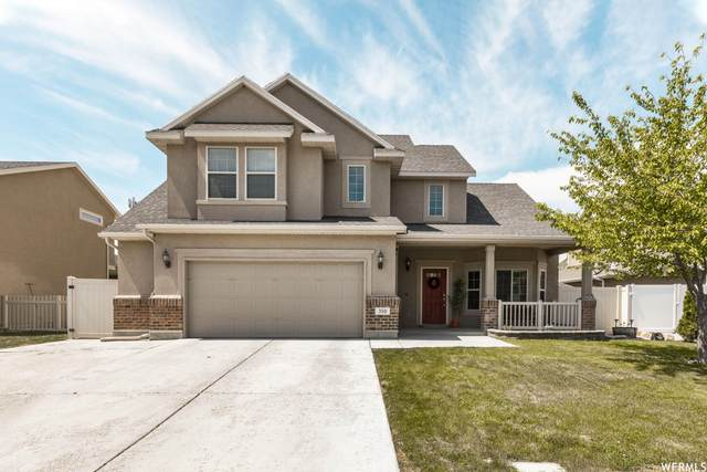 350 E Brigham Rd, Stansbury Park, UT 84074 (#1742560) :: The Perry Group