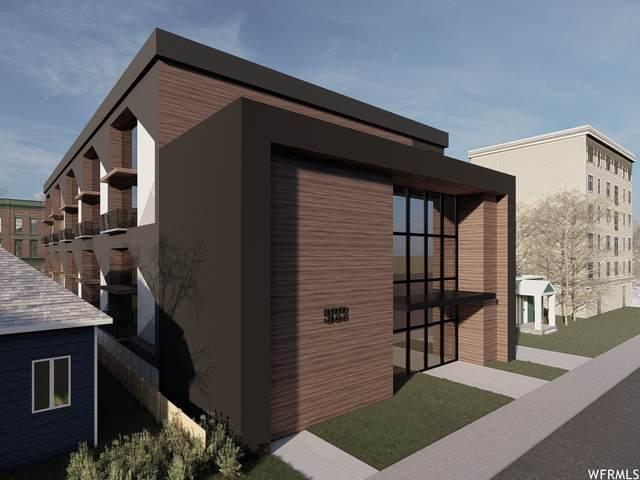 933 S Washington St W #316, Salt Lake City, UT 84101 (#1742576) :: Gurr Real Estate