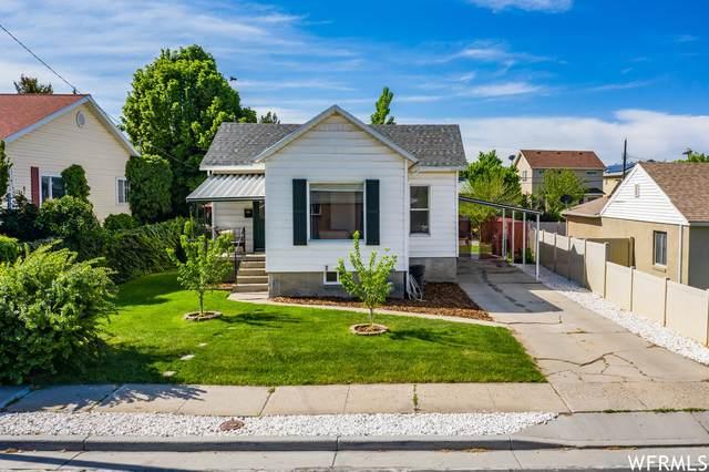 458 E Warnock Ave, Salt Lake City, UT 84115 (#1742604) :: Gurr Real Estate