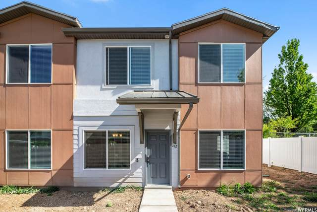 472 E London Way, Clearfield, UT 84015 (MLS #1742618) :: Summit Sotheby's International Realty