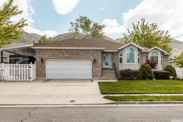 1380 N 200 W, Centerville, UT 84014 (#1742625) :: Doxey Real Estate Group